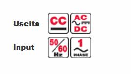 icone saldatrice invertec V205-T