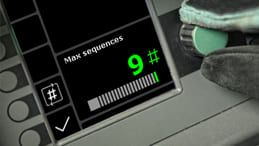 sequence saldatrice sigma select 300 s migatronic mig mma