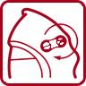 icona controlli esterni maschera optrel
