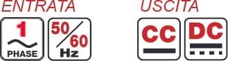 icone saldatrice MMA Invertec 165SX lincoln electric