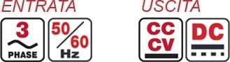 icone saldatrice MIG/MAG Powertec i250C lincoln electric