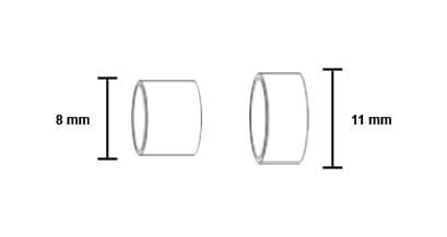 misure anello isolante torcia motoman robotics