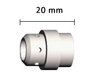 Misure diffusore gas standard MB GRIP 24 KD