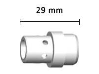 Misure diffusore gas standard MB GRIP 26 KD