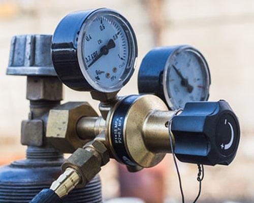 Riduttori di pressione saldatura
