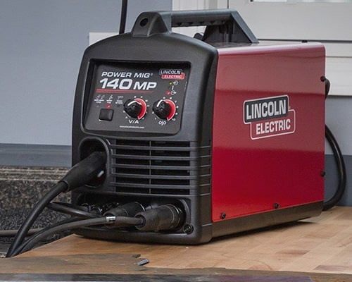 Saldatrice professionale Lincoln Electric